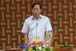 Cách chức nguyên Bí thư Quảng Nam Lê Phước Thanh