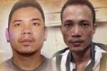 Đề nghị truy tố 2 tử tù đào tẩu khỏi phòng biệt giam