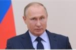Chủ tịch nước chúc mừng Tổng thống Putin tái đắc cử
