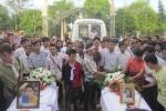 Thi thể 11 người Việt bị nạn ở Thái Lan về đến quê nhà