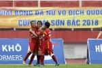 Giải bóng đá nữ VĐQG 2018: ĐKVĐ TP.HCM I đại thắng