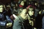Nghìn người ngồi tràn ra đường dâng sao giải hạn tại Hà Nội