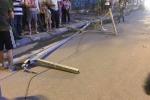 Video: Ai chịu trách nhiệm vụ khung sắt công trình đè chết cô gái đi đường?
