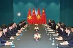 Thủ tướng Nguyễn Xuân Phúc gặp Thủ tướng Trung Quốc Lý Khắc Cường bên lề ASEM