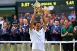 Thắng dễ Cilic, Roger Federer vô địch Wimbledon 2017