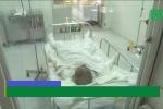 Vụ hút thuốc làm nổ bồn cầu: Hai em bé phải ghép da nhiều lần?