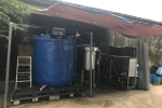 Thử nghiệm mô hình Pilot xử lý nước thải cho nhà máy chế biến thủy sản