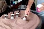 Tròn mắt xem người Thổ Nhĩ Kỳ đun cà phê trên cát nóng ảo diệu