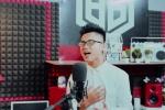 Video: Em trai Sơn Tùng khoe giọng hát ngọt ngào không thua kém anh