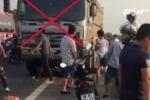Chân dung tài xế xe tải đi ngược chiều, cố tình lấn làn đâm chết 2 người đi xe máy