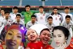 Phương Thanh, Đông Nhi xuống đường đi 'bão', Tuấn Hưng vỡ òa trước chiến thắng của U23 Việt Nam