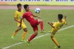 VCK U15 Quoc gia 2018: Viettel thang kich tinh, Sanna.KH ha FLC Thanh Hoa hinh anh 1