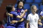 World Cup 2011 BĐ nữ Bảng B: Nhật Bản 2-1 New Zealand