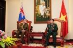 Trung tướng New Zealand: 'Việt Nam và New Zealand có nhiều quan điểm chung về an ninh'