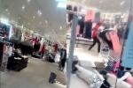 Video: Cửa hàng H&M tan hoang sau quảng cáo gây tranh cãi