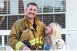 Lính cứu hỏa giả vờ đốt nhà để cầu hôn bạn gái