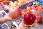 Phân biệt táo Trung Quốc với táo Mỹ và New Zealand