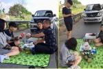 Gia đình dừng xe, mở tiệc trên cao tốc Nội Bài - Lào Cai: Cơ quan chức năng vào cuộc