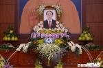Phat tu TP.HCM cau nguyen cho Chu tich nuoc Tran Dai Quang hinh anh 1