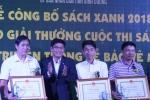 FrieslandCampina Việt Nam bốn năm liên tiếp nhận giải thưởng 'Doanh nghiệp xanh' 2018