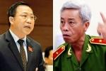 Thiếu tướng Phan Anh Minh nói cướp giật tại TP.HCM đang giảm, đại biểu Quốc hội nói không