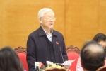 Tổng Bí thư Nguyễn Phú Trọng: 'Lò đã nóng lên thì tất cả phải vào cuộc'