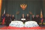 Những hình ảnh hiếm về lễ nhậm chức lần đầu tiên của Tổng thống Putin 18 năm trước