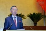 Bộ trưởng Công an: 'Không nên đưa hình ảnh tử tù trước thi hành án'