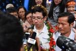 Phan Đăng Nhật Minh dùng tiền thưởng làm gì sau khi vô địch Đường lên đỉnh Olympia 2017?