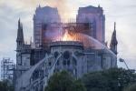 Các hiện vật của Nhà thờ Đức Bà Paris ra sao sau vụ hỏa hoạn?