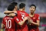 Tuyển Việt Nam lập cột mốc mới ở Asian Cup
