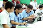 Robot của học sinh lớp 12 TP.HCM sắp thi đấu quốc tế