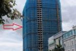 Yêu cầu tháo dỡ 3 tầng sai giấy phép một công trình ở Nghệ An
