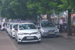 Taxi truyền thống 'độ xe', quyết đua với Uber, Grab