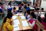 Hàng trăm phụ huynh Nghệ An tụ tập phản đối mô hình trường học mới
