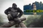 Đề xuất dựng mô hình King Kong ở Hồ Gươm: 'Sao không dựng con rùa vàng đi?'