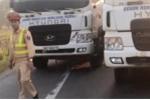 Video: Tài xế 'cướp' giấy tờ trên bàn CSGT Quảng Ninh và cái kết đắng