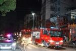 Chữa cháy nhà hàng ở Nha Trang, hai chiến sĩ cảnh sát bị thương