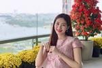 Hoa hậu Đặng Thu Thảo đăng ảnh lộ rõ bụng bầu, tăng cân trông thấy