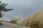 Tin bão Sanba năm 2018 mới nhất
