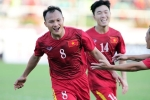 Trọng Hoàng là tuyển thủ đắt giá nhất Asian Cup 2019 của ĐT Việt Nam