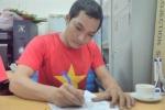 Cảm động trước tấm lòng của chàng trai đăng ký hiến tạng sau hành trình đi bộ xuyên Việt vì người nghèo