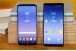 So sánh bản cập nhật Oreo trên Galaxy S8 với Galaxy Note8
