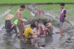 Thực hư thông tin giếng nước nóng giữa cánh đồng ở Quảng Ngãi có thể chữa bệnh