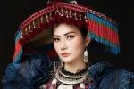 Không phải áo dài, đây là trang phục truyền thống của Diệu Linh tại 'Nữ hoàng Du lịch quốc tế 2018'
