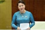 Chủ tịch Quốc hội: Nghiêm khắc lên án hành động lợi dụng dân chủ, gây mất trật tự an ninh xã hội