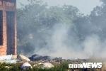 Ảnh: Dân Hải Phòng khốn khổ vì bị khói đốt phế thải công nghiệp bủa vây