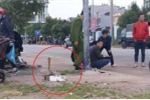 Phát hiện xác thai nhi trong xe rác ở Bắc Giang