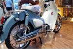 Honda Super Cub C125 sieu hiem dau tien tai Viet Nam, gia 100 trieu dong hinh anh 7