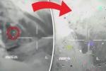 Video: Vật thể nghi là đĩa bay bắn hạ chiến cơ Mỹ